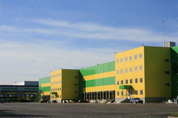 Торговые центры и павильоны
