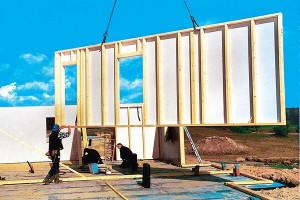 Разновидности каркасно-рамочного строительства