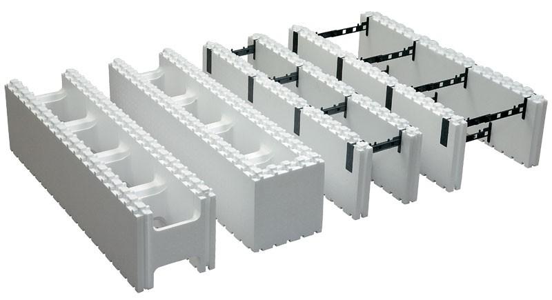 Блоки несъёмной опалубки