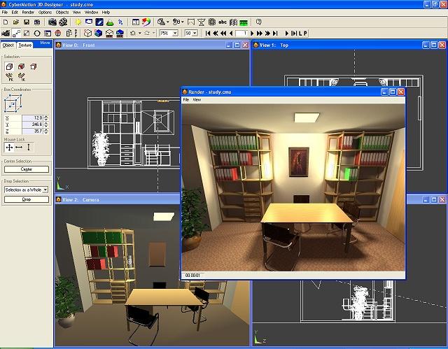 CyberMotion 3D-Designer