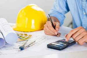 Строительство дома начинается с предварительных расчётов