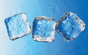 Замерзание воды