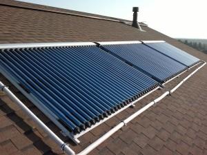Использование солнечных коллекторов