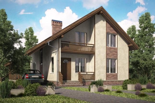 Строительство деревянных домов под ключ цены проекты и