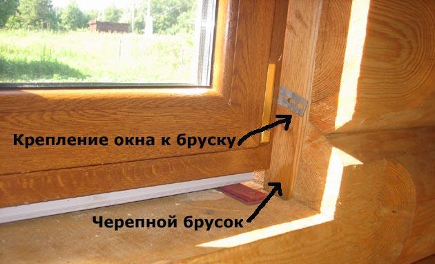 Монтаж окон в каркасном доме своими руками 772