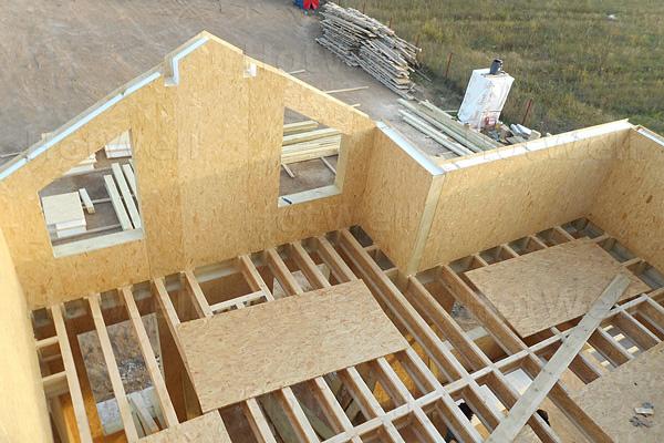 Дом из сип панелей: как строить