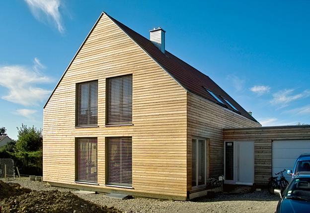 Дом из готовых модулей