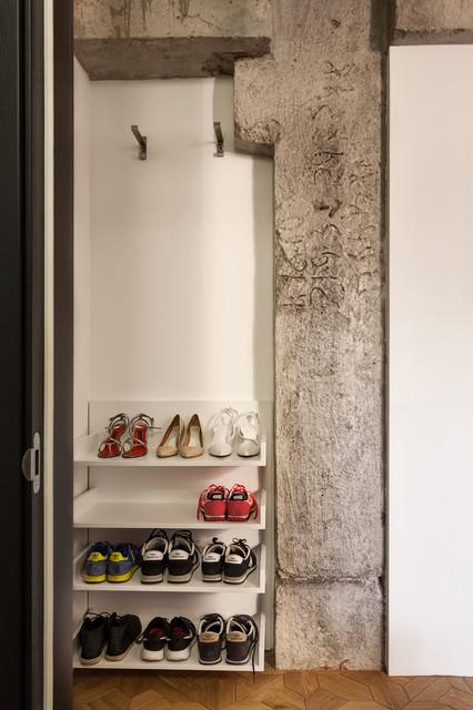 Лофт из московской хрущевки, где мебель из Икеи