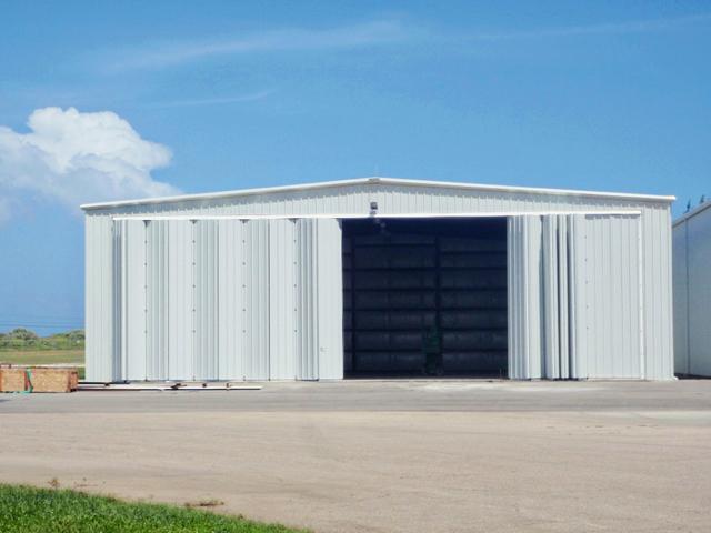 Авиационные сооружения