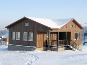 Как выбирать проекты одноэтажных каркасно-щитовых домов?