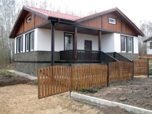 Достоинства и недостатки каркасно-щитовых домов