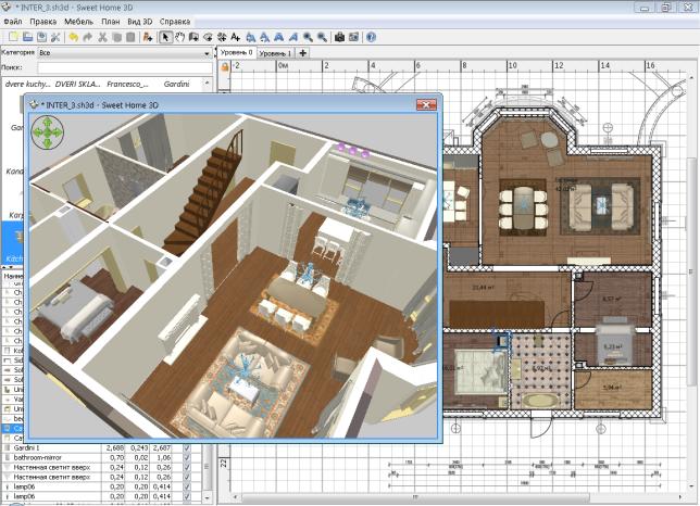 Для крыши программу мансардной проектирования