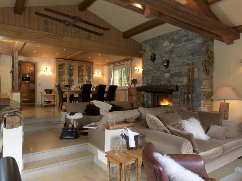 Дома и интерьеры в стиле шале