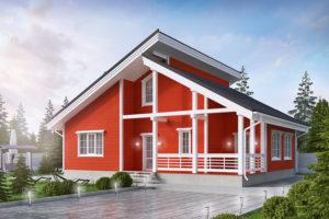 Можно ли строить дом каркасный зимой
